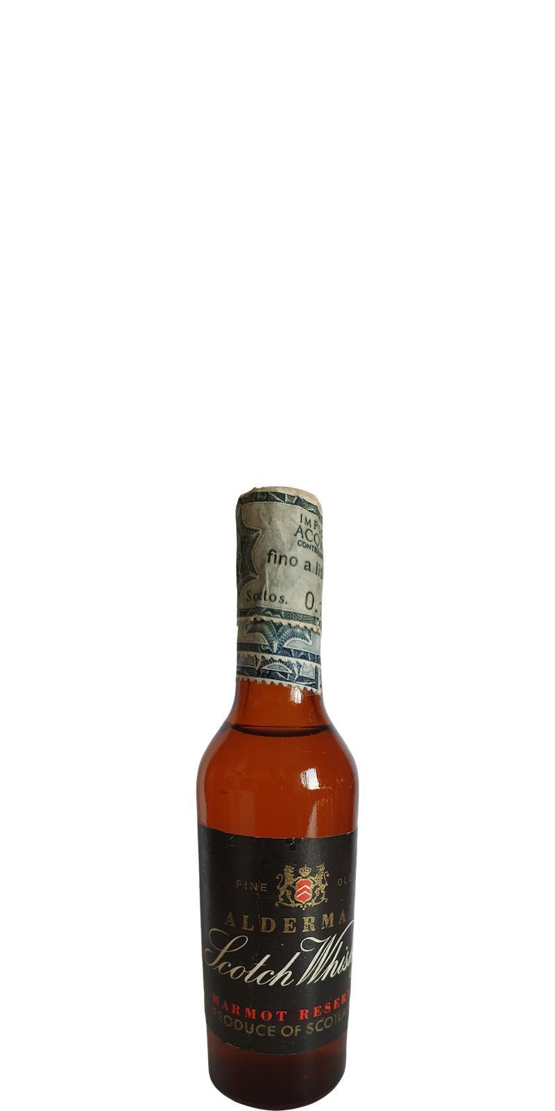 Alderman Scotch Whisky