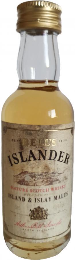 Bell's Islander - Islands & Islay Malts