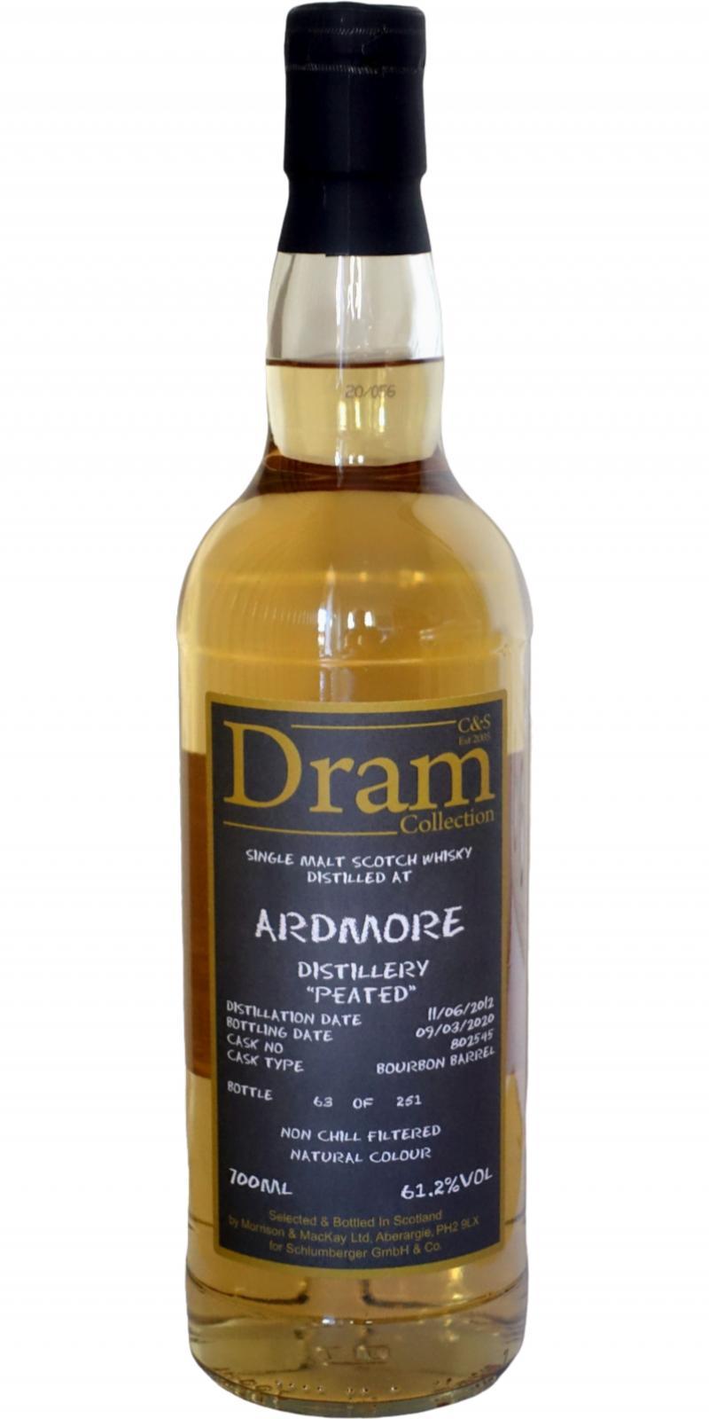 Ardmore 2012 C&S