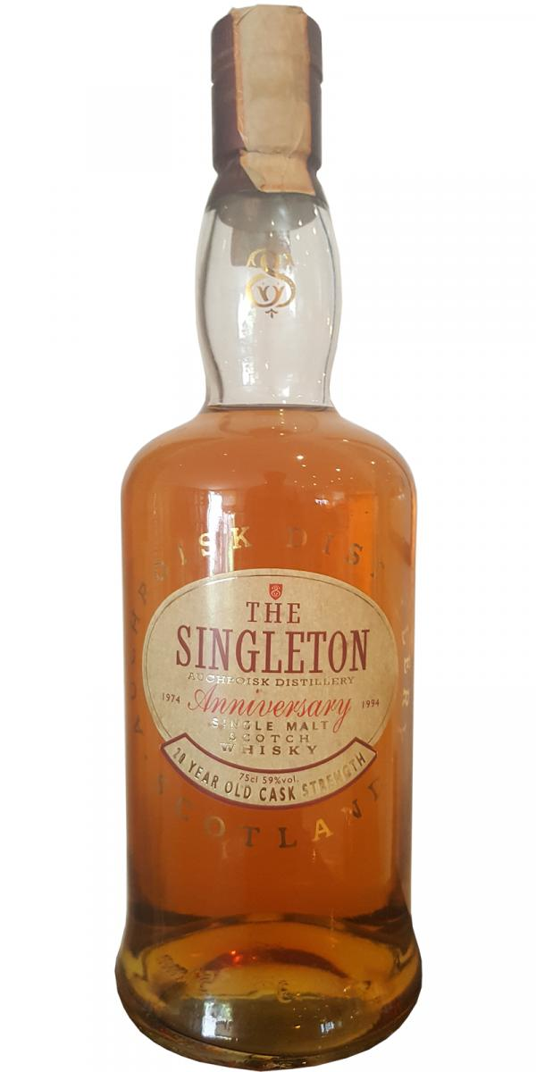The Singleton of Auchroisk 1974