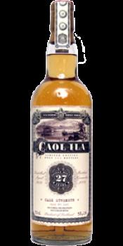 Caol Ila 1979 JW