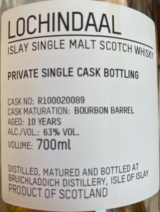 Lochindaal 10-year-old Df