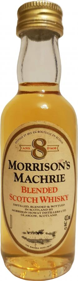 Morrison's Machrie 08-year-old