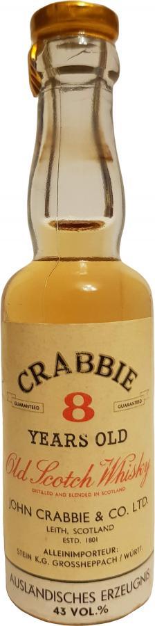 Crabbie 08-year-old JCrC