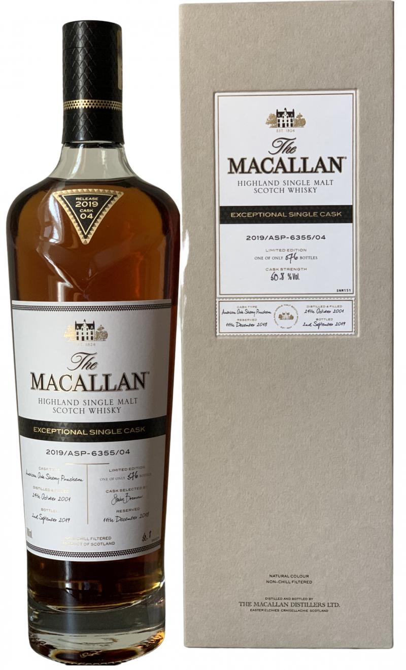 Macallan 2019/ASP-6355/04