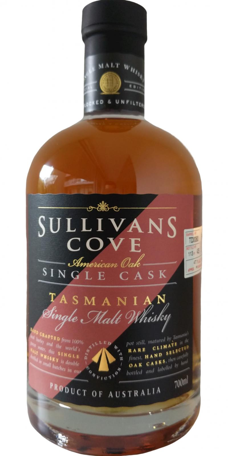 Sullivans Cove 13-year-old
