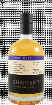 Islay Single Malt Scotch Whisky 08-year-old Ch7