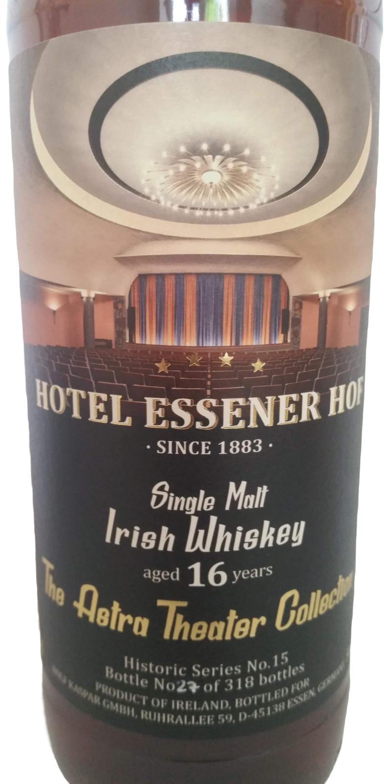 Single Malt Irish Whiskey 2003 RK