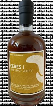 "Scotch Universe Ceres I - 108° LP.5.1' 2007.3"""