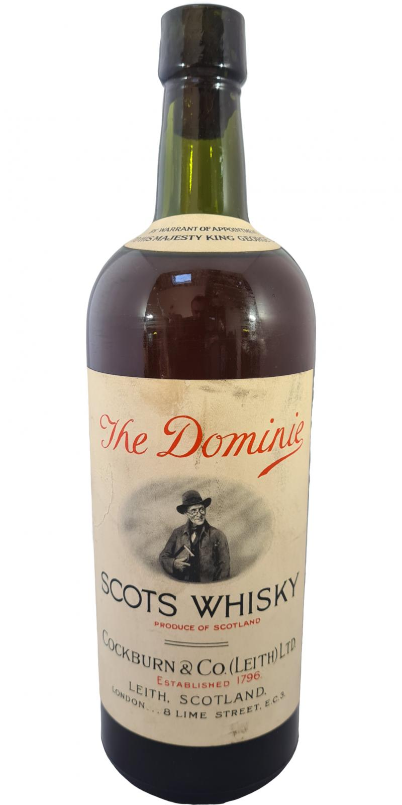 The Dominie Scots Whisky