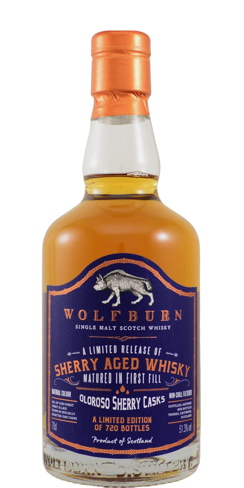 Wolfburn Father's Day