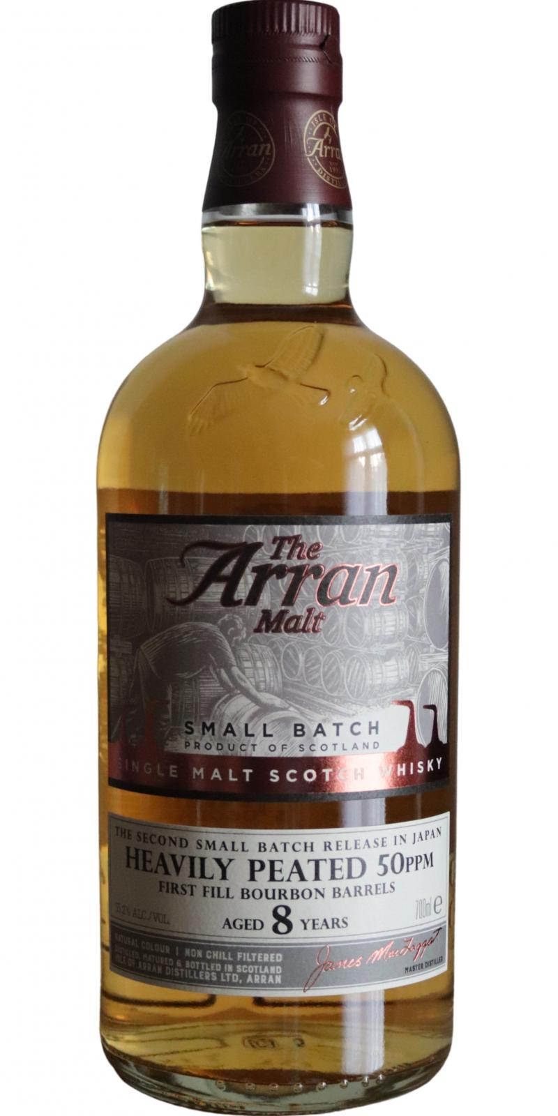 Arran 8-year-old
