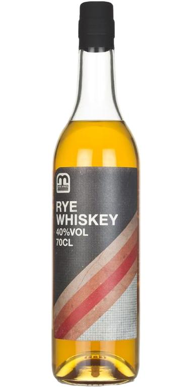 Base Spirits Rye Whiskey
