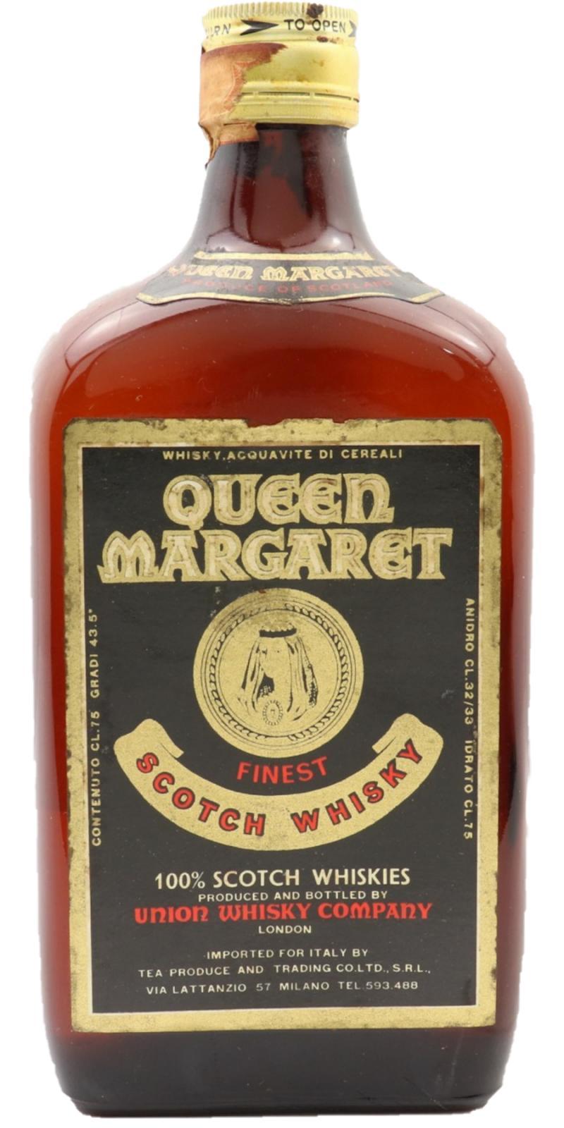 Queen Margaret Finest Scotch Whisky