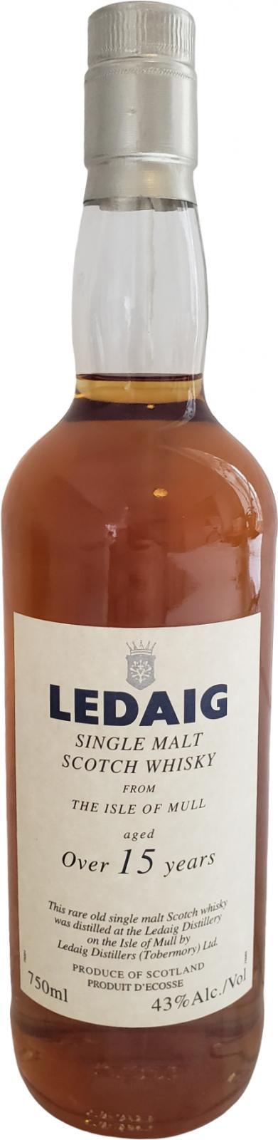 Ledaig 15-year-old