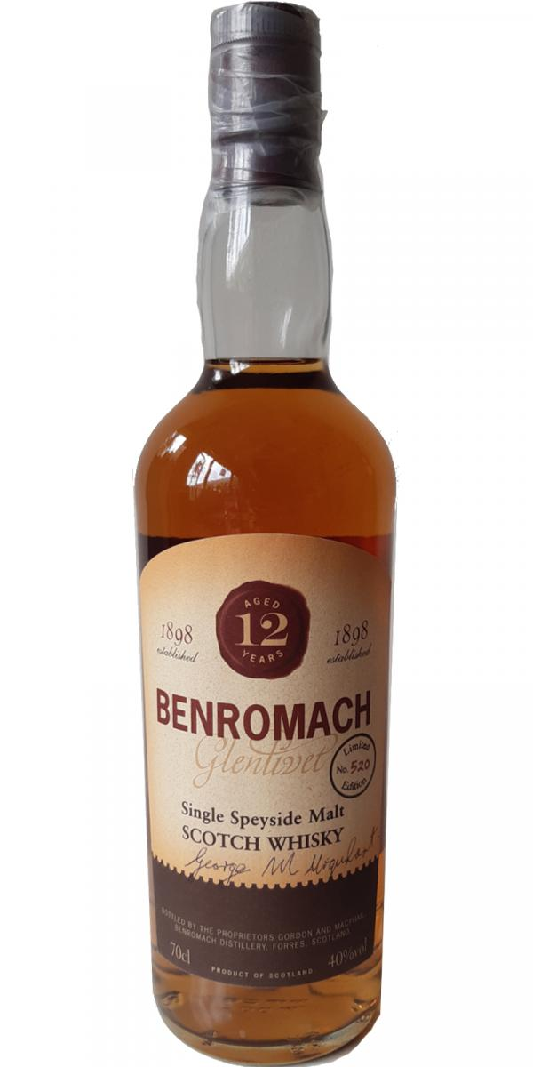 Benromach 12-year-old