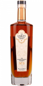 The Lakes The Whiskymaker's Reserve No. 3