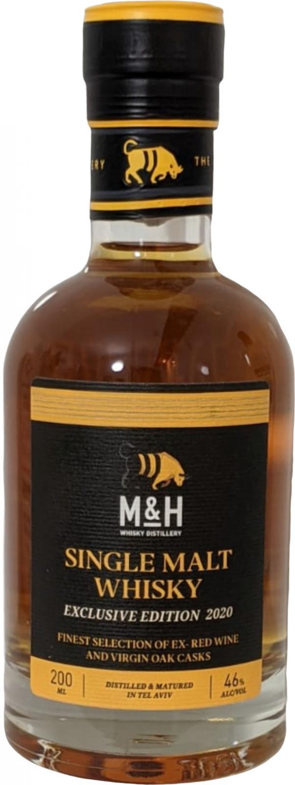 Milk & Honey Single Malt Whisky