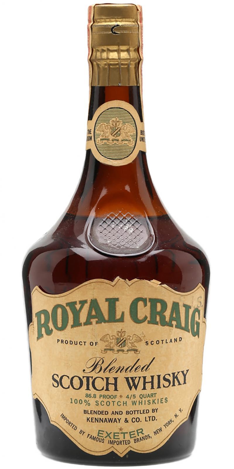 Royal Craig Blended Scotch Whisky