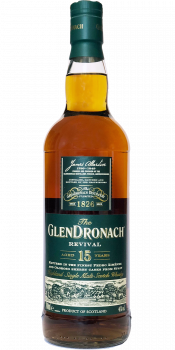 Glendronach 15-year-old Revival
