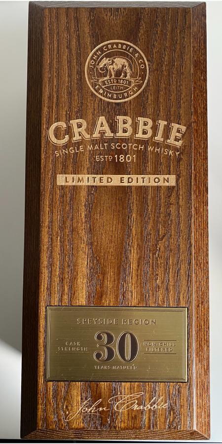Crabbie 30-year-old JCrC