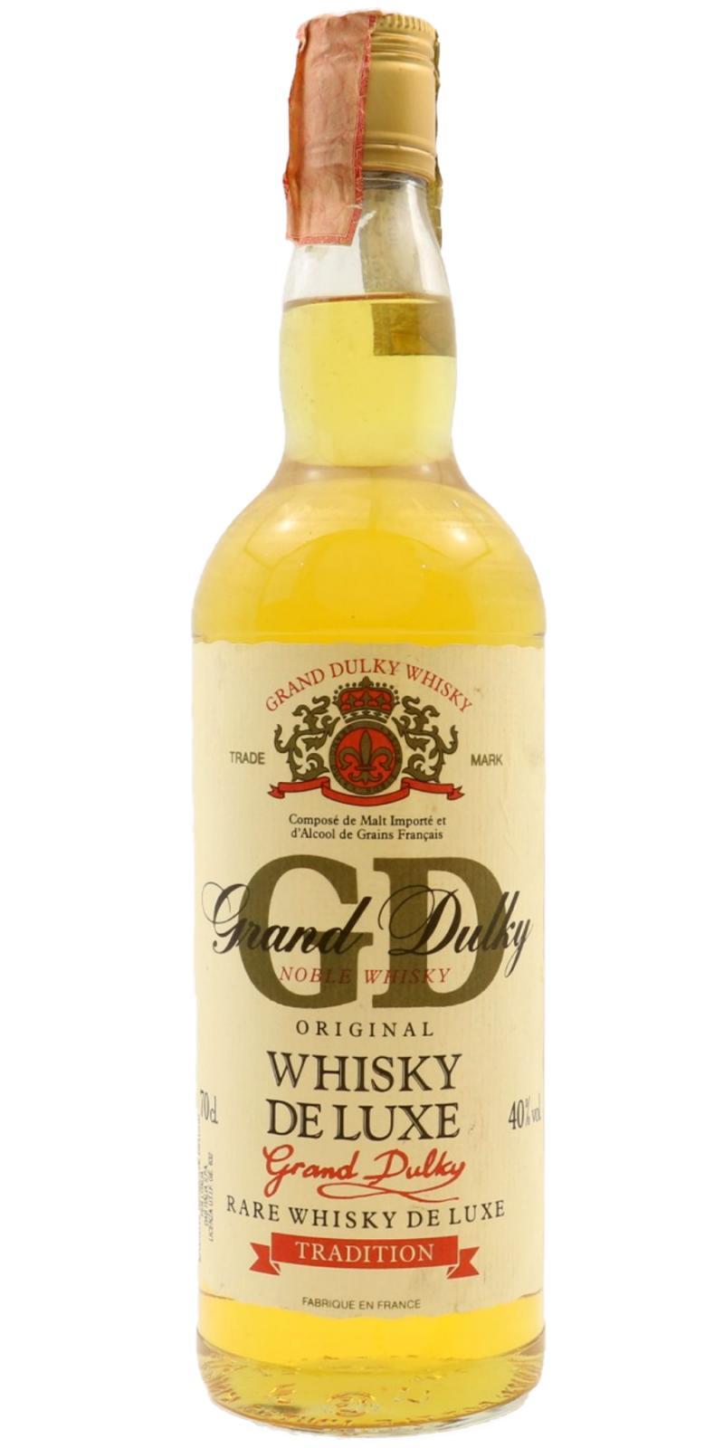 Grand Dulky Whisky De Luxe