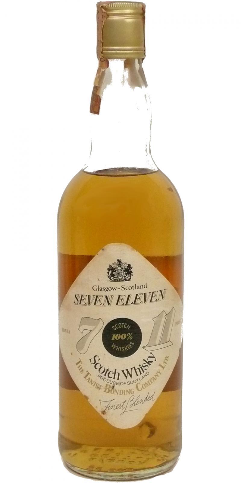 Seven Eleven Scotch Whisky