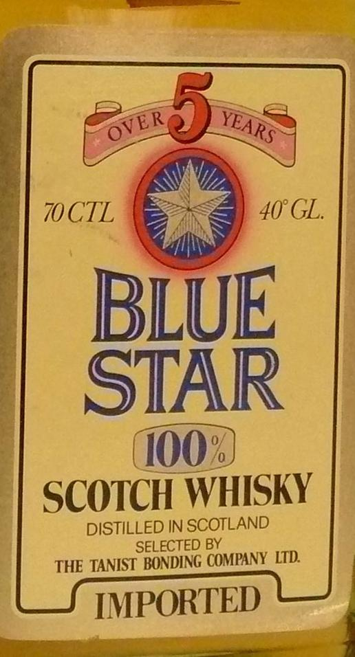 Blue Star 05-year-old