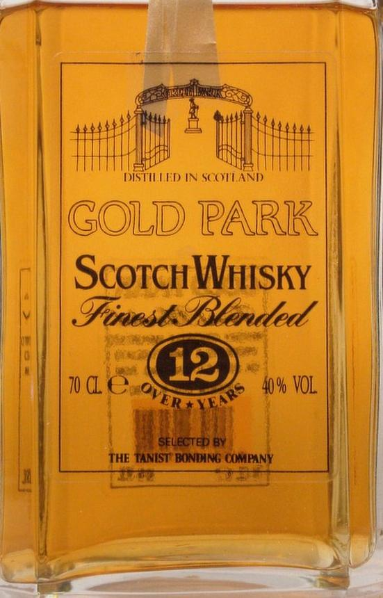 Gold Park 12-year-old