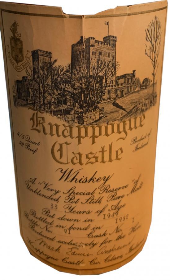 Knappogue Castle 1949