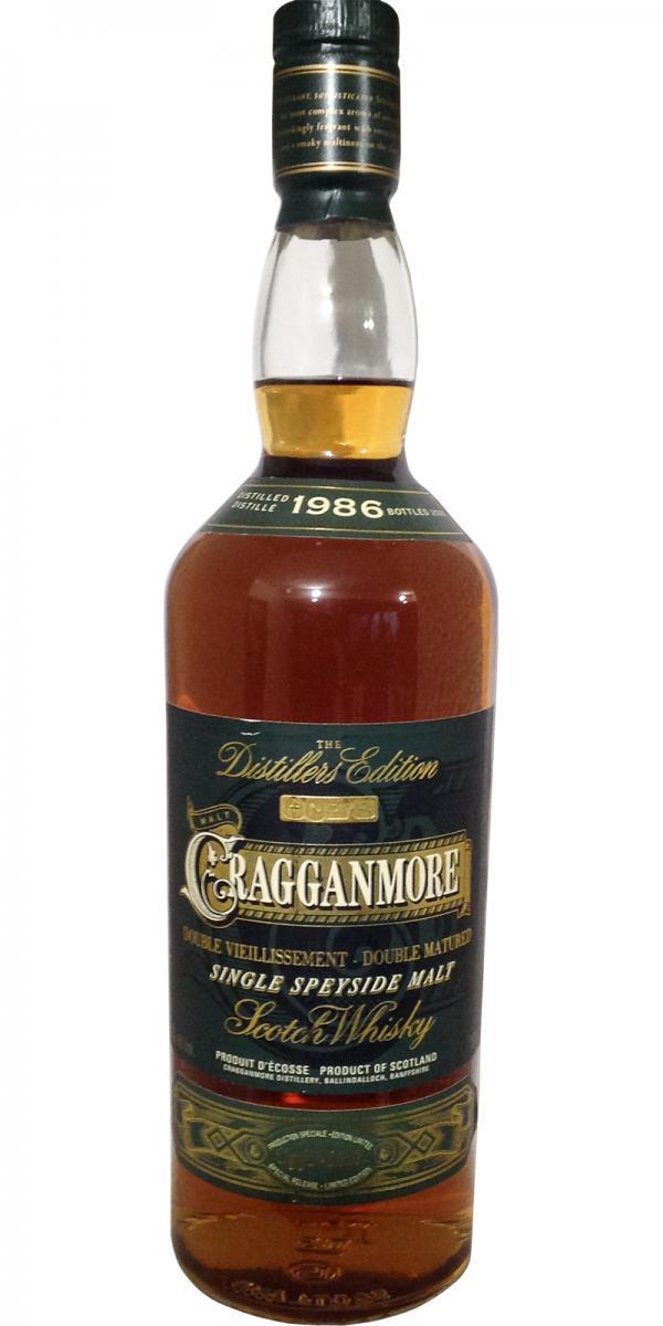 Cragganmore 1986