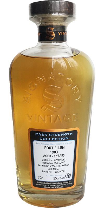 Port Ellen 1983 SV