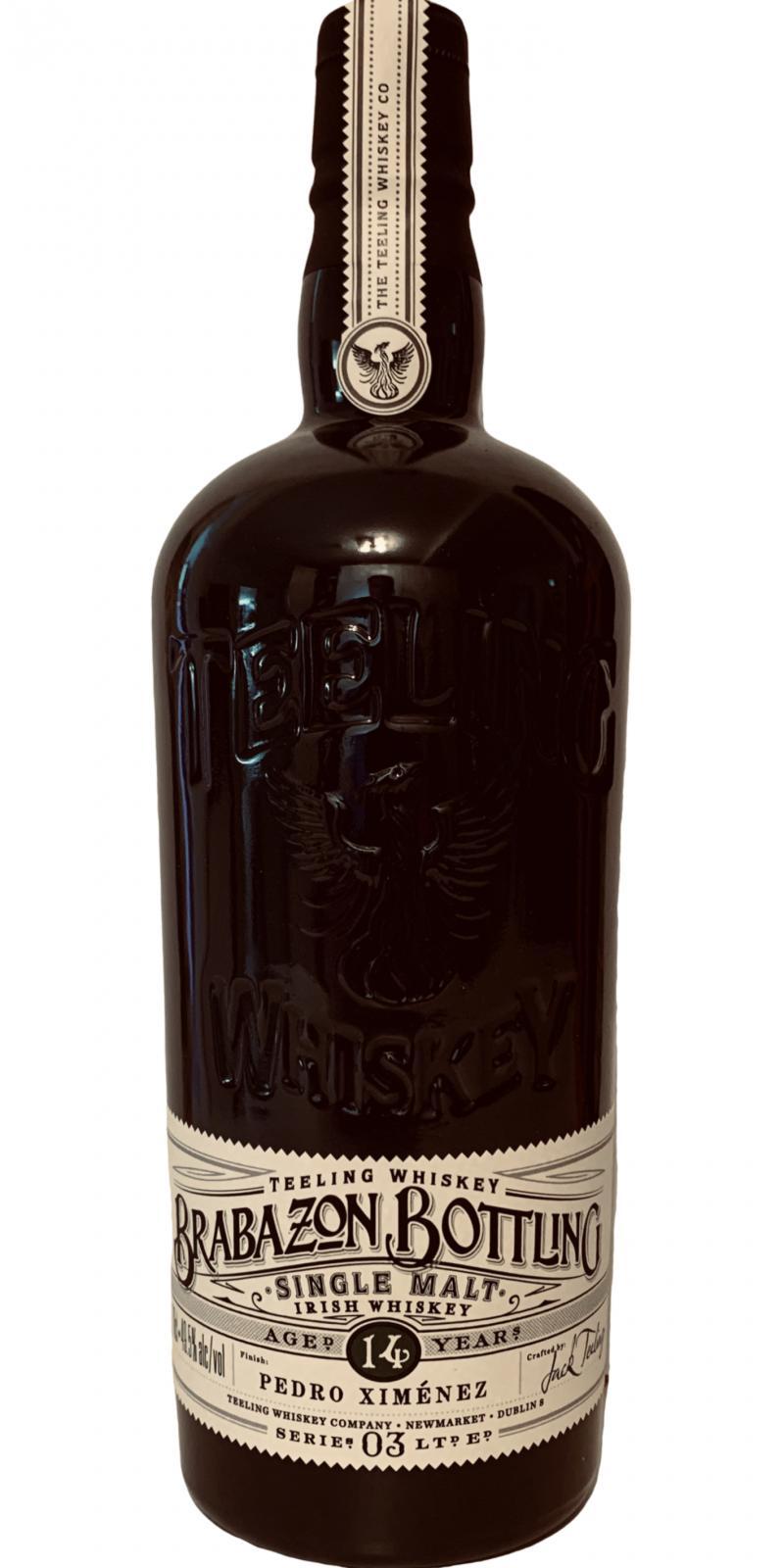 Teeling Brabazon Bottling Series 03