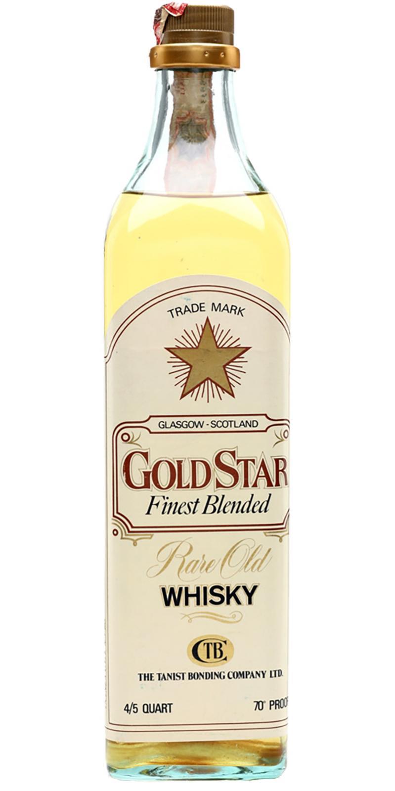 Gold Star Finest Blended