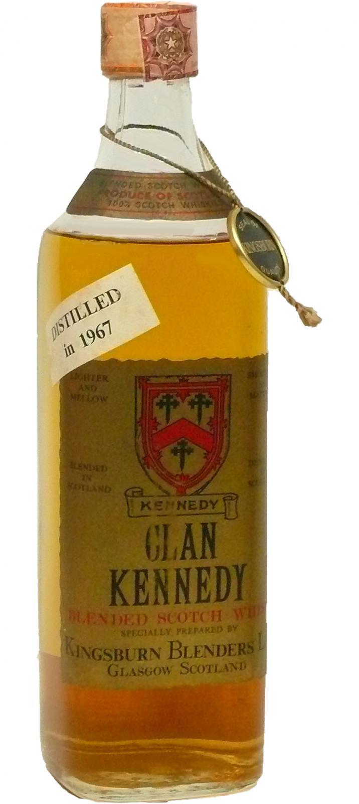 Clan Kennedy 1967