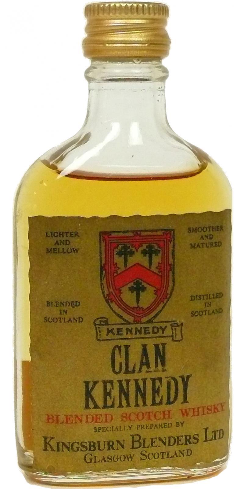 Clan Kennedy Blended Scotch Whisky