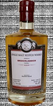 Bruichladdich 2003 MoS