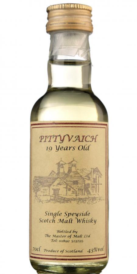 Pittyvaich 19-year-old MoM