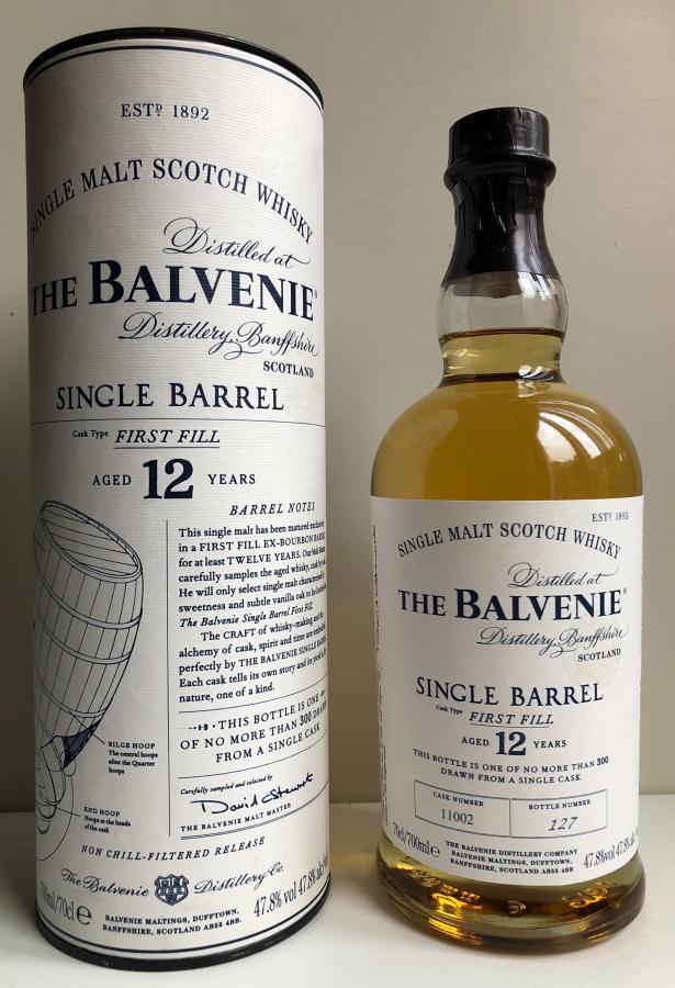 Balvenie 12-year-old