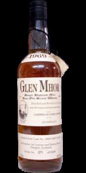 Glen Mhor 1969 C&C