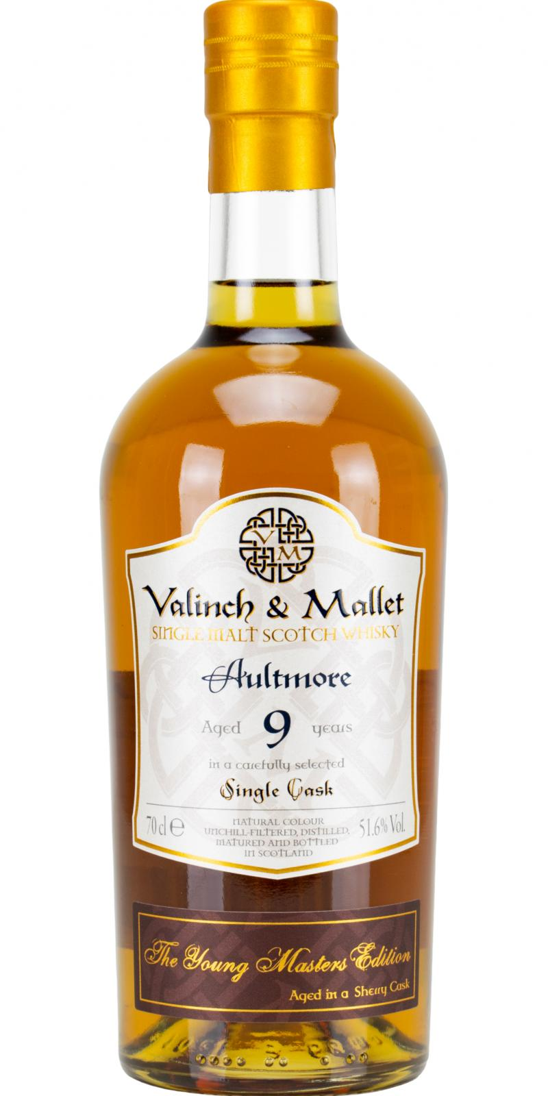 Aultmore 2010 V&M