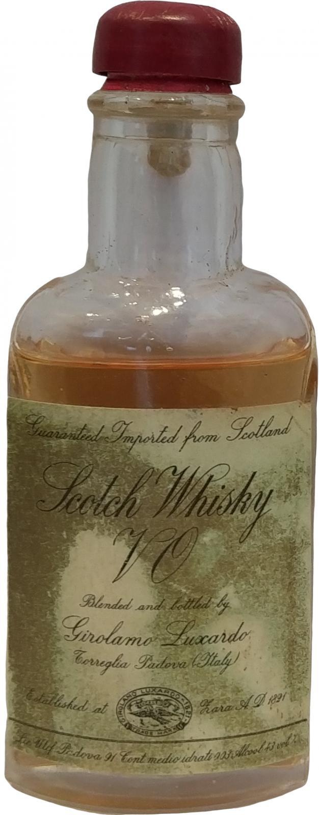 Scotch Whisky V.O.