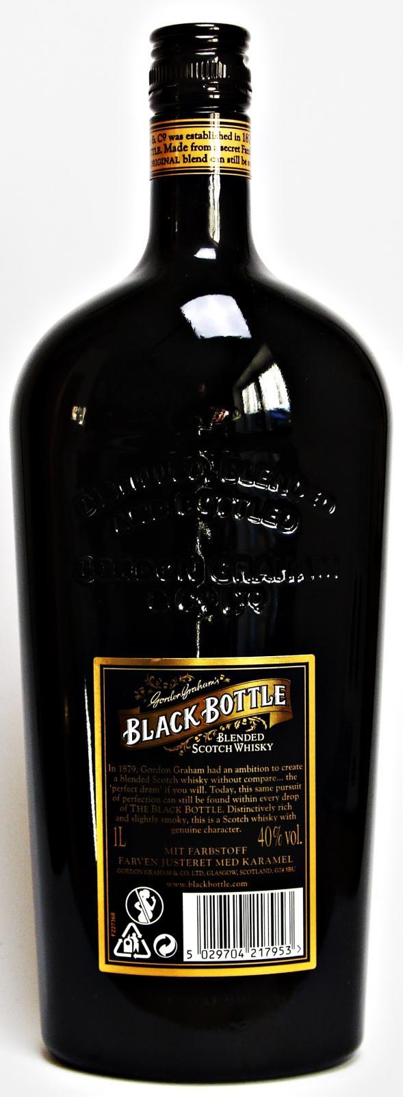 Black Bottle Blended Scotch Whisky