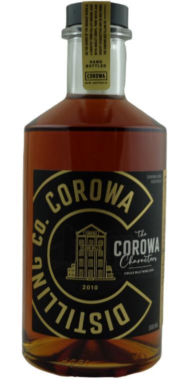 Corowa Distilling Co. The Corowa Characters