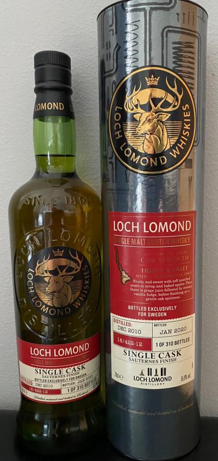 Loch Lomond 2010