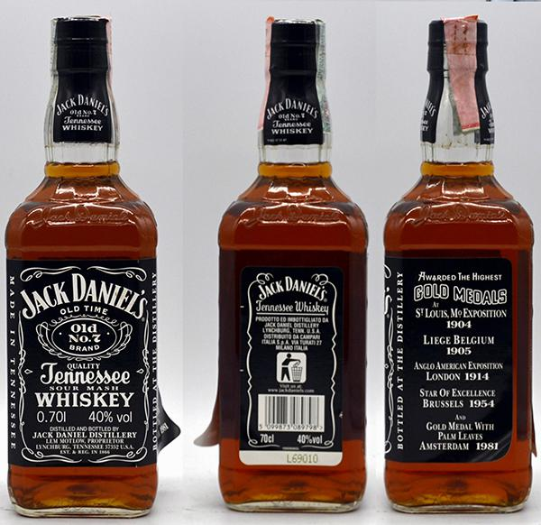 Jack Daniel S Old No 7 Ratings And Reviews Whiskybase
