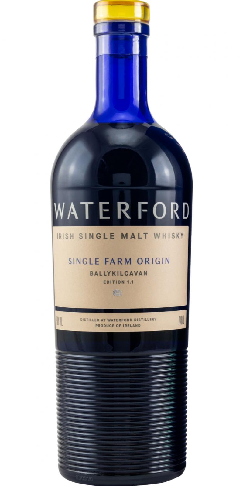 Waterford Ballykilcavan: Edition 1.1