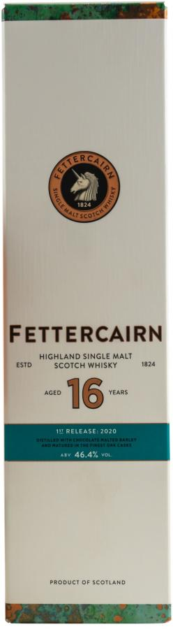 Fettercairn 16-year-old