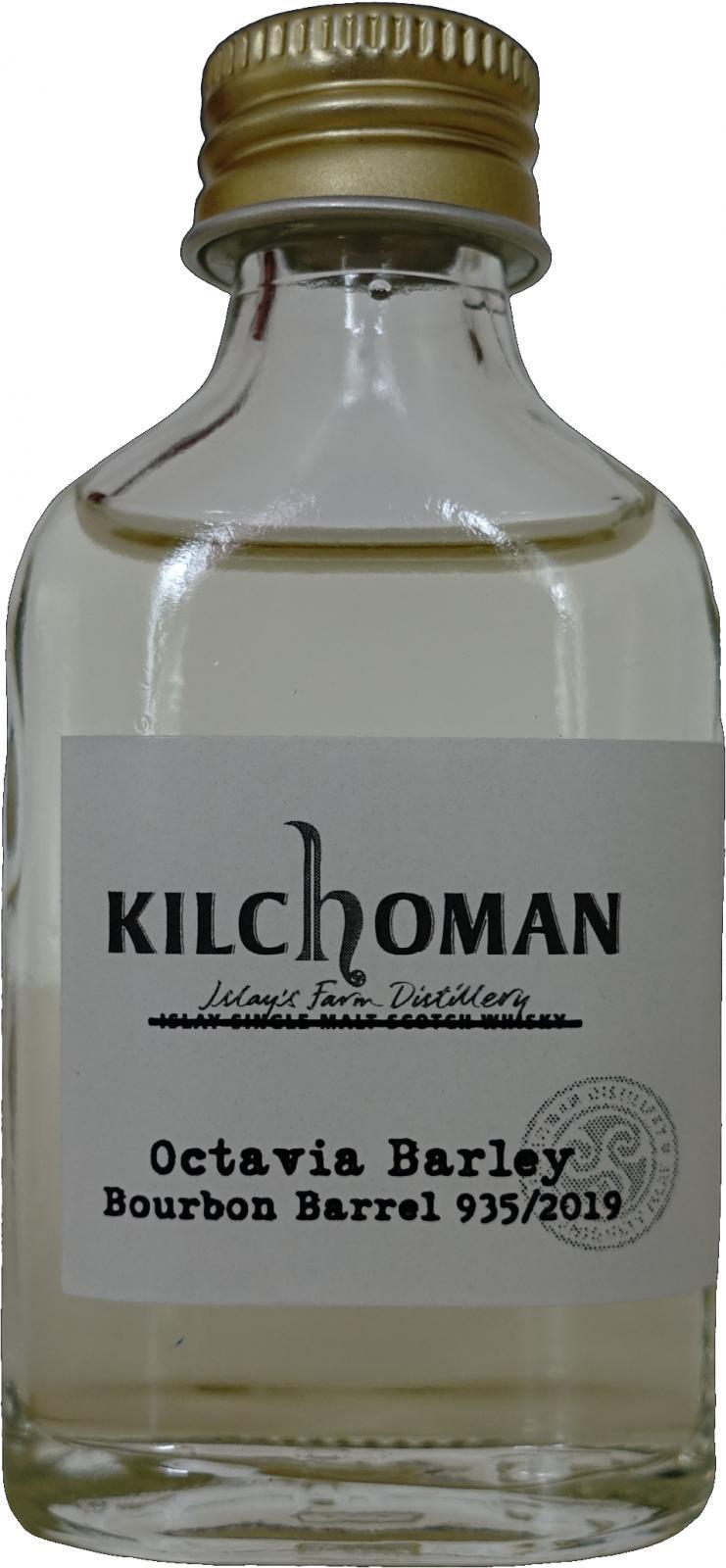 Kilchoman 2019 - Octavia Barley