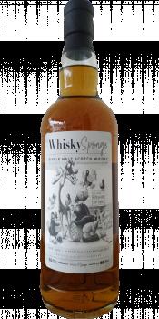 Single Malt Scotch Whisky 1985 WSP